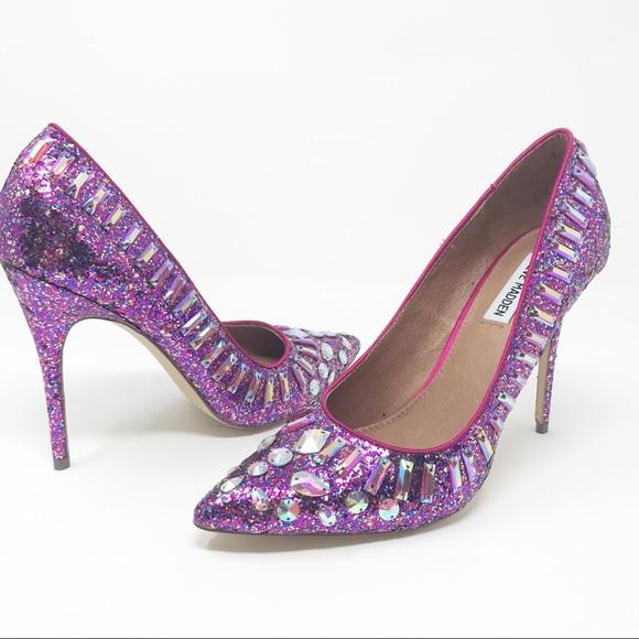 924cd581930 BRAND NEW!! Steve Madden Galaxy Heels
